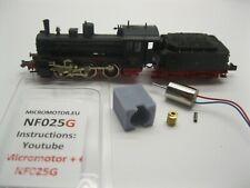 NF025G Fleischmann BR 53.3 DRG , KPEV G4 Glockenanker Umbausatz