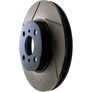 Disc Brake Rotor-High Performance Slotted Centric 126.44092SR