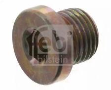 Screw Plug, coolant line FEBI BILSTEIN 05280