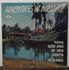 Adventures in Paradise vinyl ABC-329 inspired by TV program...   062418LLE