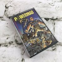 Powermad CASSETTE TAPE The Madness Begins METAL