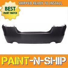 NEW Fits 2013 2014 2015 Nissan Altima Sedan Rear Bumper Painted NI1100287