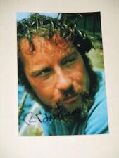 Actor RICHARD DREYFUSS Signed 4x6 JAWS Photo AUTOGRAPH 1A