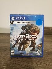 💎Tom Clancy's Ghost Recon Breakpoint PlayStation 4 PS4 NEW FACTORY SEALED 💎