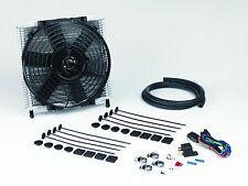 "Transmission Oil Cooler - 30 Plate & 10"" Fan Combo (Part #691) (Davies Craig)"