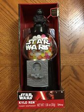 Star Wars Kylo Ren Candy Dispenser Force Awakens New In Box Disney