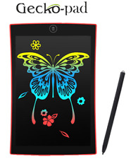 """Gecko-Pad 8.5"""" Electronic Digital LCD Writing Pad Tablet Drawing Colour Board"""