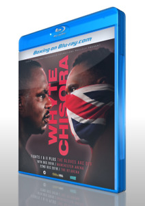 Dillian Whyte vs. Dereck Chisora I & II on Blu-ray