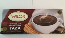 Valor Chocolate Taza  300g To Make Hot Chocolate Great With Churros