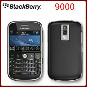 BlackBerry Bold 9000 1GB 128MB RAM 3G HSDPA 850 1900 2100 2MP Smartphone