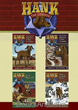 The Original Adventures of Hank the Cowdog No 1-4 by John R Erickson 4 Paperback
