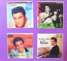 Elvis Presley Album Covers Magnets