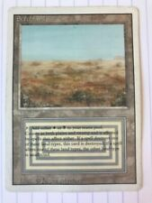 Magic MTG - Scrubland - MP - Revised Dual Land - Vintage!
