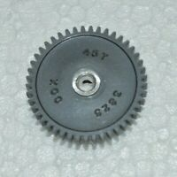 1960's Cox 45 Tooth Spur Gear 48 Pitch Original Vintage Slot Car NOS 45T 1/8""