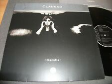 CLANNAD MACALLA VINYL LP PL70854 EXCELLENT -