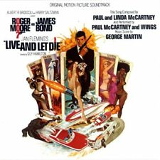 Original Soundtrack - Live And Let Die [CD]