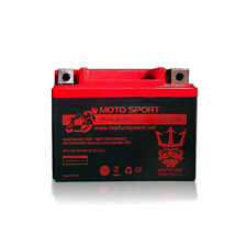 E-Ton 50cc Axl 1999-2003 Ytx4L-Bs (Mf) Powersport Replacement Battery by Neptune