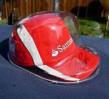 Ferrari Santander Cap Signed By Felipe Massa
