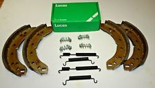 Brand New Pair Rear Brake Shoes with install kit for Triumph Spitfire 1962-1980