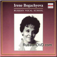 RUSSIAN VOCAL SCHOOL - IRENE BOGACHYOVA (VOL. 1)