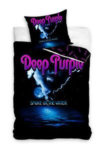 Deep Purple Bed Cover 135/140/160 X 200 CM