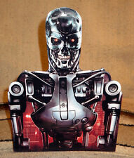 """Terminator"" T-800 Endoskeleton Tabletop Display Standee 10 1/2"" Tall"