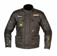 Akito Desert-evo Motorbike Waterproof Windproof Jacket 3 in 1 System Black S