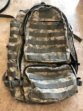 BACKPACK, ARMY ACU DIGITAL CAMO, U.S. ISSUE Assault Bag Preowned