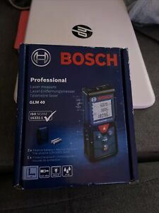 bosch glm 40 Laser Measure Brand New And Sealed