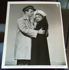Constance Bennett & Male Actor 7 7/8 x10 Promotional Photo, 1942