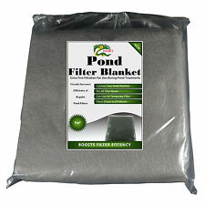 HYDRA POND FILTER BLANKET 1 Sq. Metre - Easy Fits Inside all Types of Filter Box