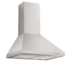 VENINI VCH60 60cm Canopy Extraction Rangehood For Gas & Electric Cooktop