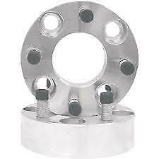 High Lifter Products - WT4/15612-15 - Wide Trac Wheel Spacers, 1 1/2in.