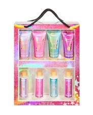 BFF Beauty Fantasy Bath and Body Gift Set Pink, 8 pieces