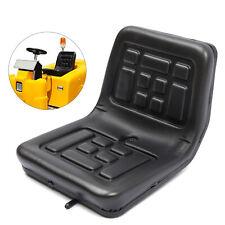 More details for universal tractor seat high-back dumper digger forklift mower seat waterproof