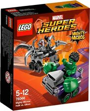 LEGO 76066  Mighty Micros:  Hulk vs Ultron