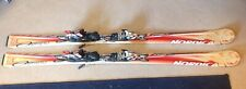 Nordica Olympia 162cm Skis W/ Marker Bindings