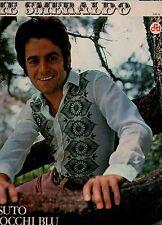 MARIO TESSUTO raro disco LP 33 giri LISA DAGLI OCCHI BLU made in ITALY