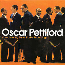 Complete Big Band Studio Recordings by Oscar Pettiford (CD, Feb-2005, Lonehill J
