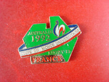 pins pin sport rugby XIII france australie 92 coqs