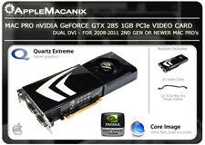 Apple Mac Pro 2008-2012 nVidia GeForce GTX 285 1GB Video Card TW387ZM/A OSX 10.9