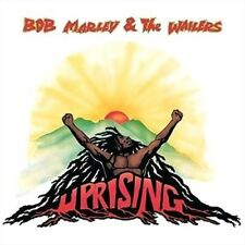 Bob Marley and The Wailers Uprising 180gsm Vinyl LP Plus Mp3