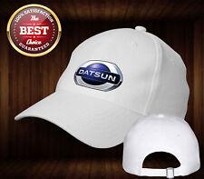 Datsun Emblem Car Logo Classic Adjustable Cotton Baseball Caps Trucker Driver Hat Outdoor Cap Fitted Hats Dad Hat Black