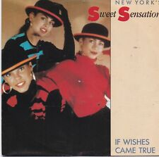 New Yorks Sweet Sensation-I Wishes Came True Vinyl single