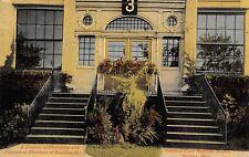 Dayton Ohio~NCR Building 3~National Cash Register Works~Flower Display~1915 PC
