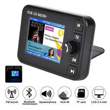 "2.4""Car DAB+Autoradio Adapter FM Transmitter Bluetooth Musik DAB Radio EmpfäNger"