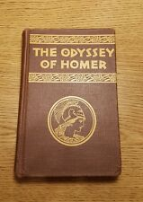 The Odyssey of Homer - Herbert Bates 1929 FIRST EDITION - School Edition