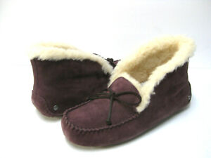 UGG ALENA WOMEN SLIPPERS SUEDE PORT US 11 / UK 9 /EU 42