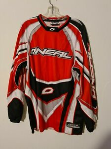 oneal motorcross jersey and pants m