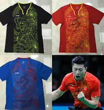 LiNing Li-Ning 2016 Rio Olympic Table Tennis China Team Shirt, New, US